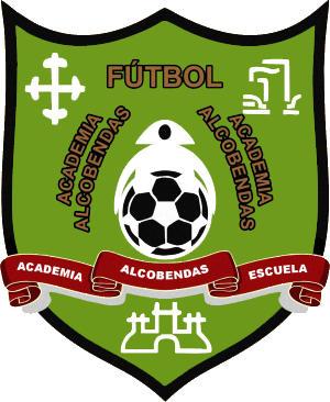 Escudo de C.D.E. ACADEMIA DE F. ALCOBENDAS (MADRID)