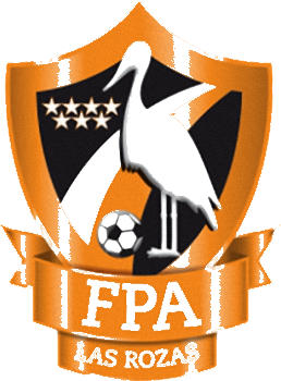 Escudo de C.D.E. F.P.A. LAS ROZAS (MADRID)