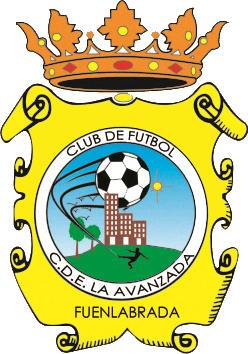 Escudo de C.D.E. LA AVANZADA (MADRID)