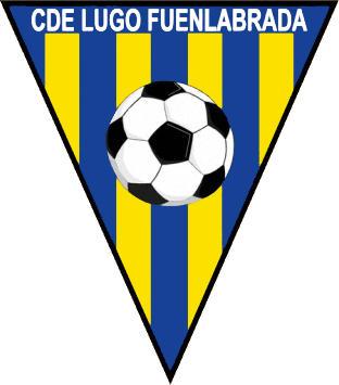 Escudo de C.D.E. LUGO FUENLABRADA (MADRID)