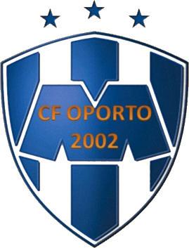Escudo de C.D.E. OPORTO 2002 (MADRID)