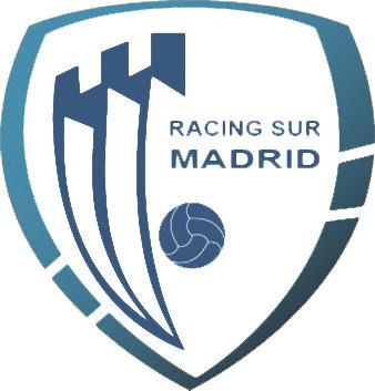 Escudo de C.D.E. RACING SUR MADRID (MADRID)