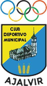 Escudo de C.D.M.  AJALVIR (MADRID)