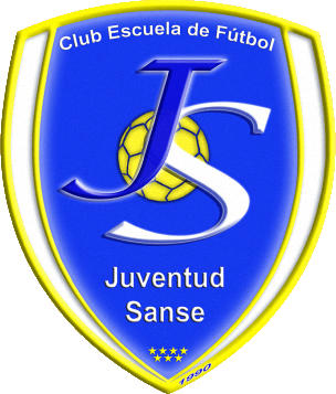 Escudo de C.E.F. JUVENTUD SANSE (MADRID)