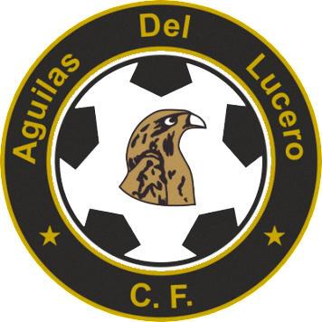 Escudo de C.F. ÁGUILAS DEL LUCERO (MADRID)