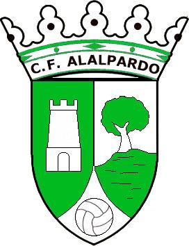 Escudo de C.F. ALALPARDO (MADRID)