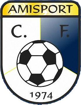 Escudo de C.F. AMISPORT (MADRID)