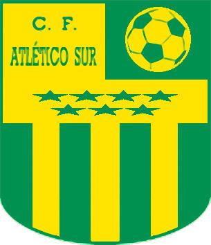 Escudo de C.F. ATLÉTICO SUR (MADRID)