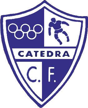 Escudo de C.F. CÁTEDRA (MADRID)