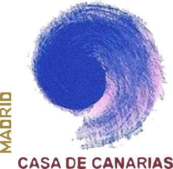 Escudo de C.F. CASA DE CANARIAS (MADRID)
