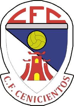 Escudo de C.F. CENICIENTOS (MADRID)