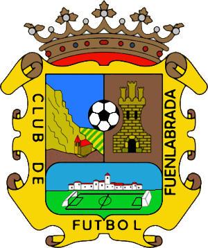 Escudo de C.F. FUENLABRADA (MADRID)