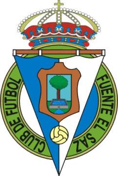 Escudo de C.F. FUENTE EL SAZ (MADRID)