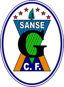 Escudo de C.F. GANDARIO-SANSE (MADRID)