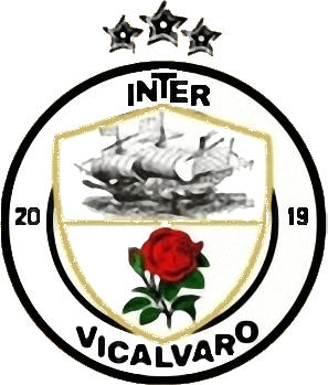Escudo de C.F. INTER VICALVARO (MADRID)