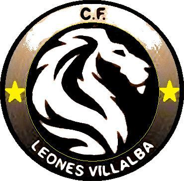 Escudo de C.F. LEONES VILLALBA (MADRID)