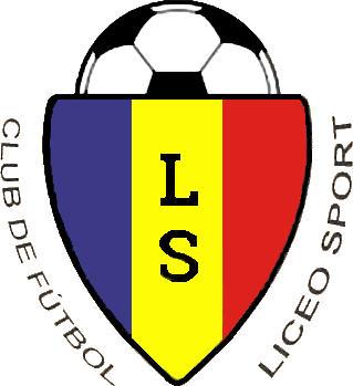 Escudo de C.F. LICEO SPORT (MADRID)