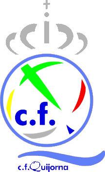 Escudo de C.F. QUIJORNA (MADRID)