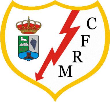 Escudo de C.F. RAYO MAJADAHONDA HASTA 2010 (MADRID)