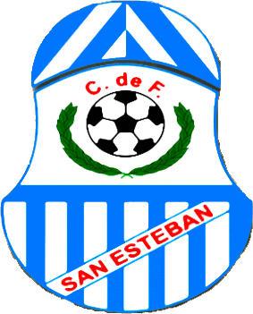 Escudo de C.F. SAN ESTEBAN (MADRID)