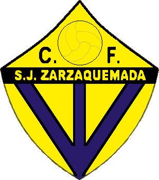 Escudo de C.F. SAN JUAN ZARZAQUEMADA (MADRID)