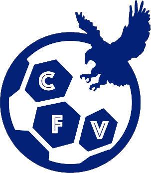 Escudo de C.F. VALDEBEBAS (MADRID)