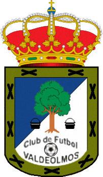 Escudo de C.F. VALDEOLMOS (MADRID)
