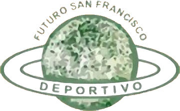 Escudo de C.F.D. .FUTURO SAN FRANCISCO (MADRID)