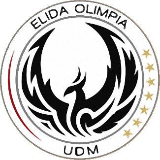 Escudo de C.F.D. ELIDA OLIMPIA (MADRID)