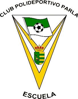 Escudo de C.P. PARLA ESCUELA (MADRID)