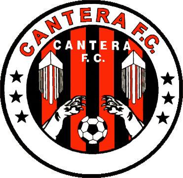 Escudo de CANTERA F.C.  (MADRID)