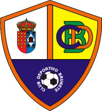 Escudo de CENTRO DEP. BRUNETE (MADRID)