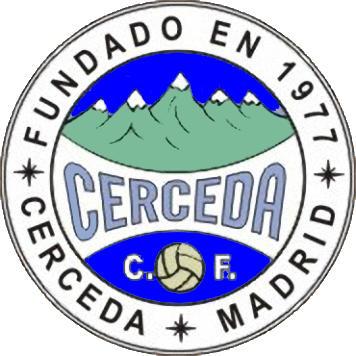 Escudo de CERCEDA C.F. (MADRID)