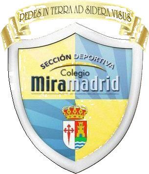 Escudo de COLEGIO MIRAMADRID (MADRID)