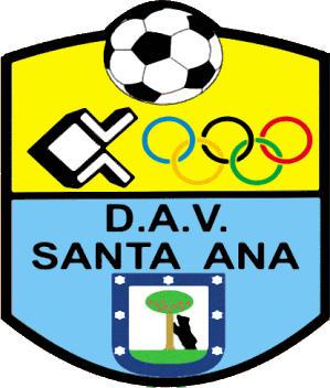 Escudo de D.A.V. SANTA ANA (MADRID)