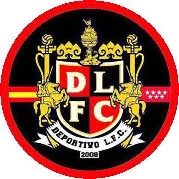 Escudo de DEPORTIVO L.F.C. (MADRID)