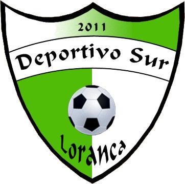 Escudo de DEPORTIVO SUR LORANCA (MADRID)