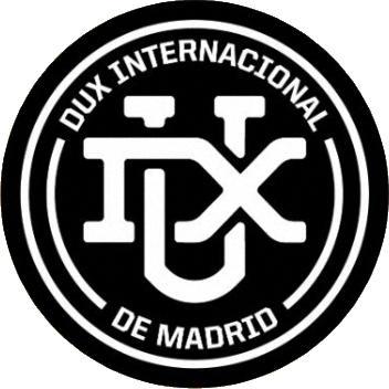 Escudo de DUX INTERNACIONAL DE MADRID (MADRID)