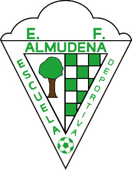 Escudo de E.D. ALMUDENA (MADRID)