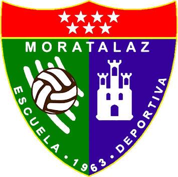 Escudo de E.D. MORATALAZ (MADRID)