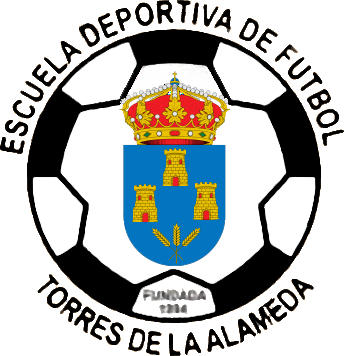 Escudo de E.D.F. TORRES (MADRID)