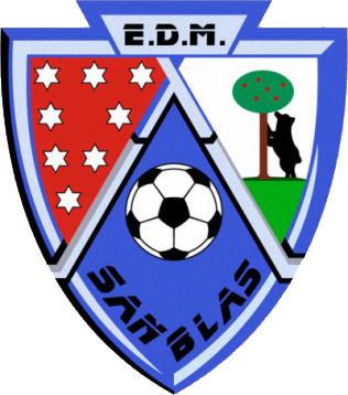 Escudo de E.D.M. SAN BLAS (MADRID)