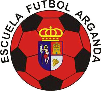 Escudo de E.F. ARGANDA (MADRID)