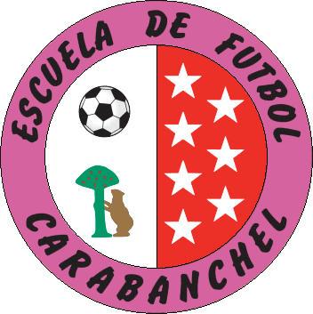 Escudo de E.F. CARABANCHEL (MADRID)