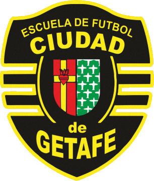 Escudo de E.F. CIUDAD DE GETAFE (MADRID)