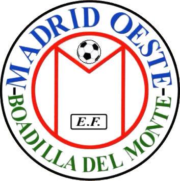 Escudo de E.F. MADRÍD OESTE (MADRID)