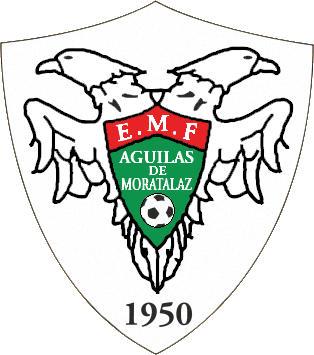 Escudo de E.M.F. AGUILAS DE MORATALAZ (MADRID)