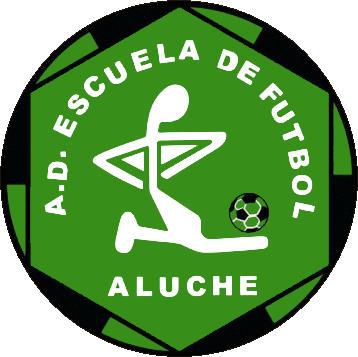 Escudo de E.M.F. ALUCHE (MADRID)