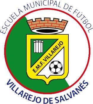 Escudo de E.M.F. VILLAREJO DE SALVANÉS (MADRID)