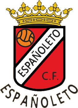 Escudo de ESPAÑOLETO C.F. (MADRID)